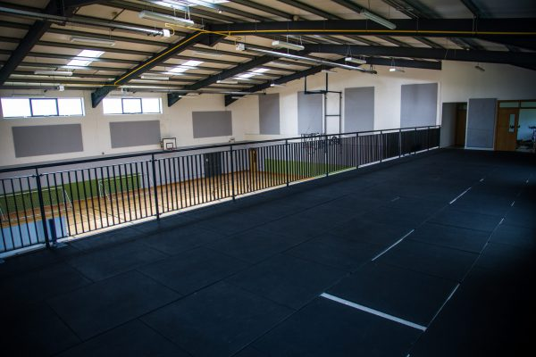 Balcony/Gym Floor