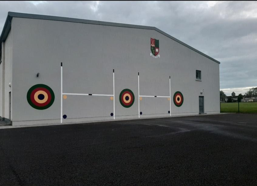 community wall